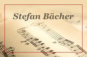 Stefan Bächer Teaser